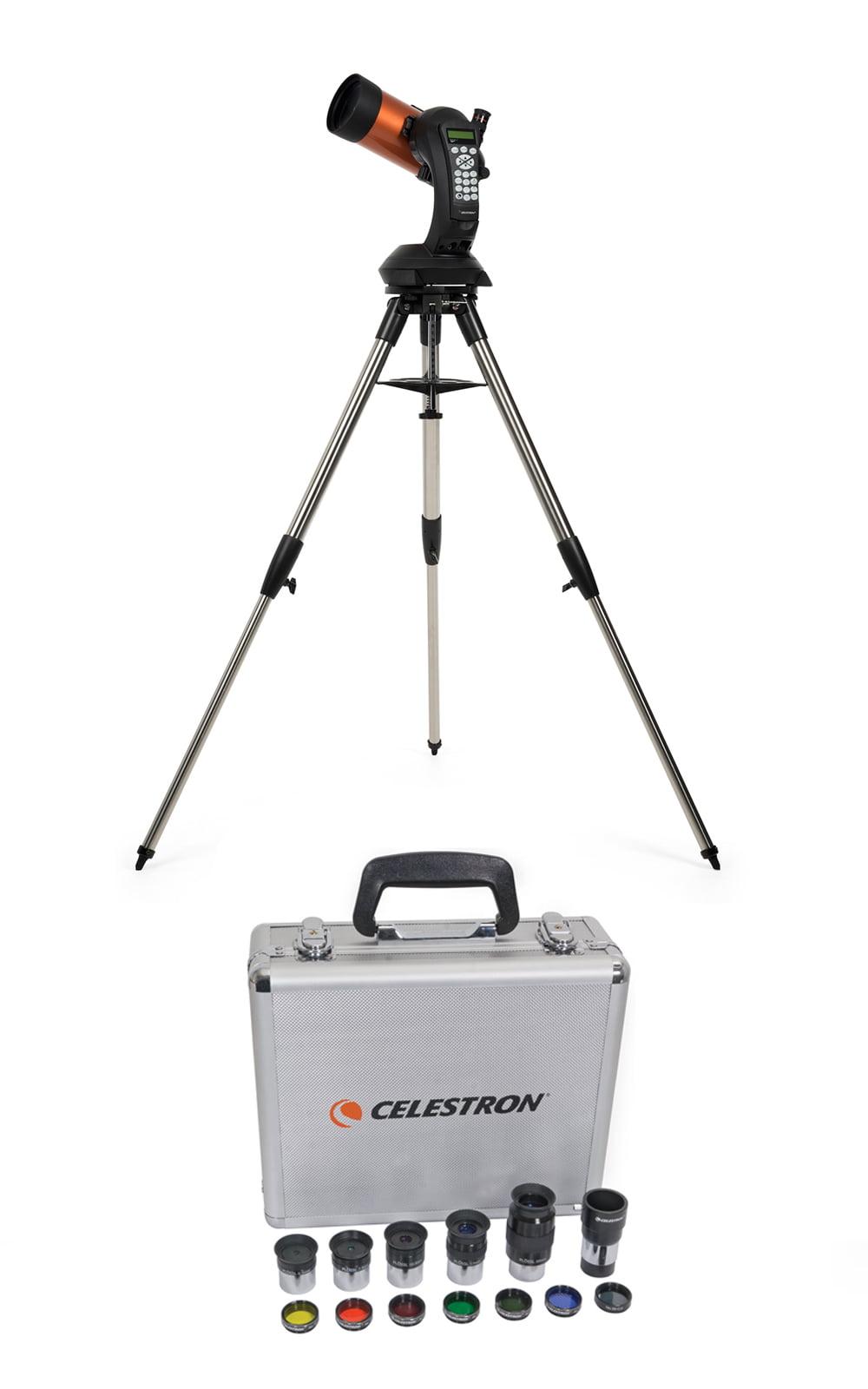 Celestron Nexstar 4SE Catadioptric Telescope & Eyepiece Filter Accessory Kit by Celestron International