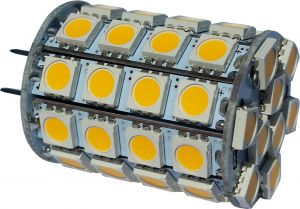 (10 Pack) LED GY6.35 (Eq. to 50W Halogen) Dimmable 12V by EverSale