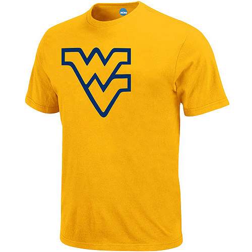 NCAA Men's West Virginia Mountaineers Short-Sleeve Tee