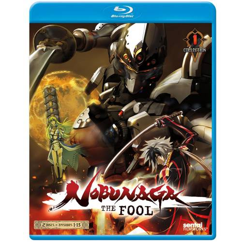 Nobunaga The Fool: Collection 1 (Japanese) (Blu-ray) (Widescreen)