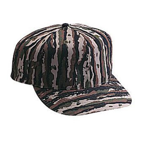 Otto Cap Camouflage Cotton Twill Pro Style Caps - Hat / Cap for Summer, Sports, Picnic, Casual wear and Reunion etc Pro Cotton Cap
