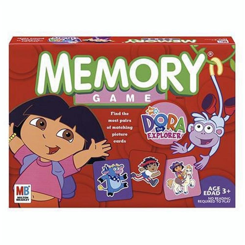 Hasbro Memory Dora The Explorer by Hasbro Inc.