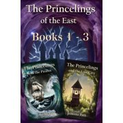 The Princelings of the East Books 1-3 - eBook