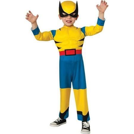 Wolverine Baby Costume (Morris Costumes RU620032 Wolverine)