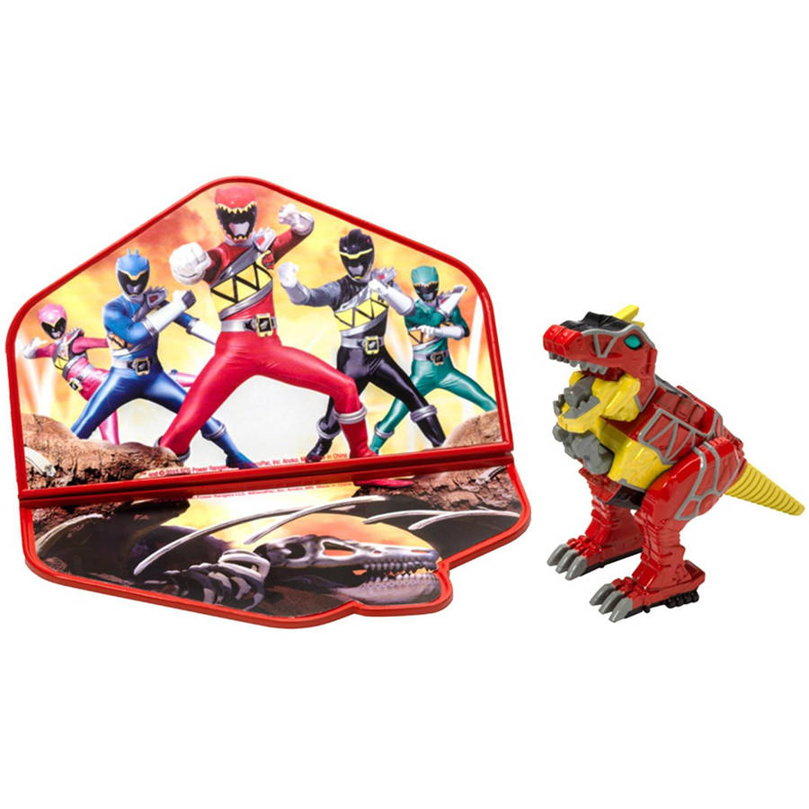 power ranger cake walmart power rangers dino charge cake topper 2 pieces per pack 6737