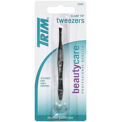 Trim Slant Tip Tweezers, 1 CT