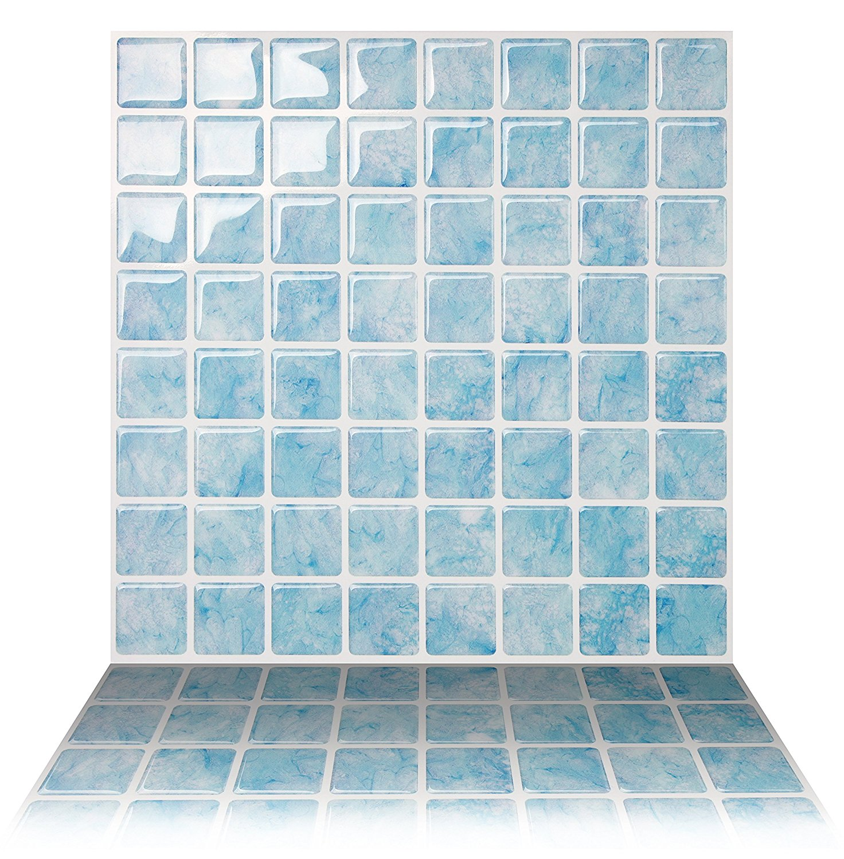 Tic Tac Tiles - Premium Anti Mold Peel and Stick Wall Tile ...
