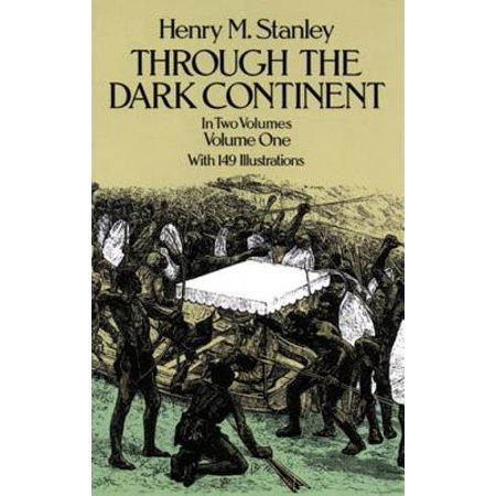 Through the Dark Continent, Vol. 1 - eBook