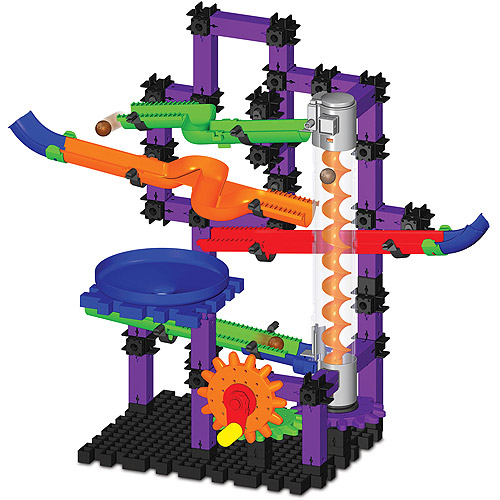 Techno Gears Marble Mania, Zoomerang, 100  Pieces