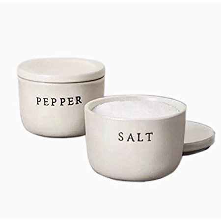 Seppeltsfield Cellar - Hearth and Hand with Magnolia Salt & Pepper Stoneware Cellar