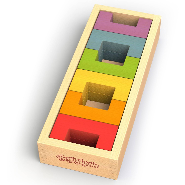 U Build It Beginner Blocks, 12-Piece Set