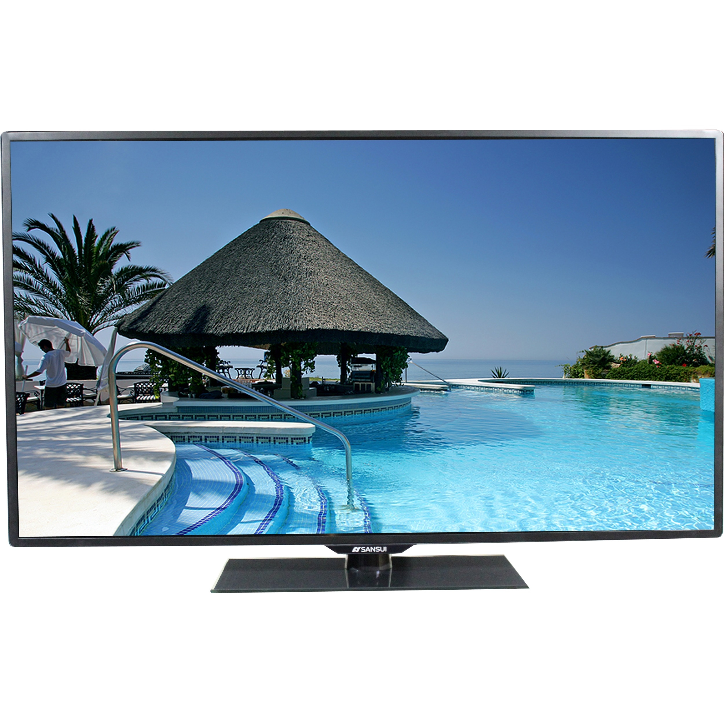"Sansui SLED5018 50"" 1080p 60Hz AccuLED HDTV"
