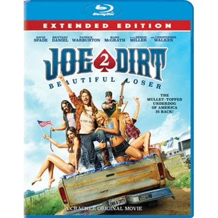 Joe Dirt 2: Beautiful Loser (Blu-ray) (Joe Dirt Wig)