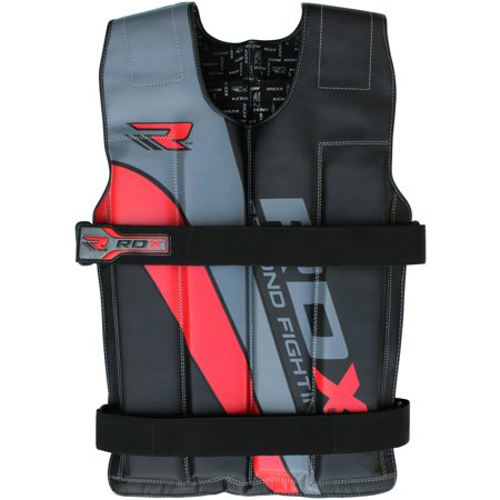 adjustable heavy weighted vest