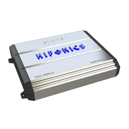 Avp Series - Hifonics ZXX-1800.1D Zeus Series Monoblock Class D Amp (1,800 Watts)