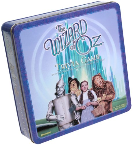The Wizard of Oz Trivia Game; in Collector's Tin by