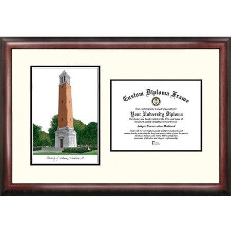 "University of Alabama, Tuscaloosa 8.5"" x 11"" Scholar Diploma Frmae"