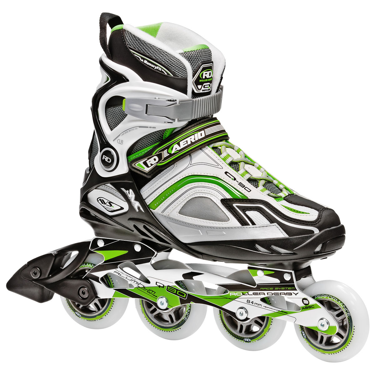 Roller Derby AERIO Q-90 Women's Inline Skates I360 by Roller Derby