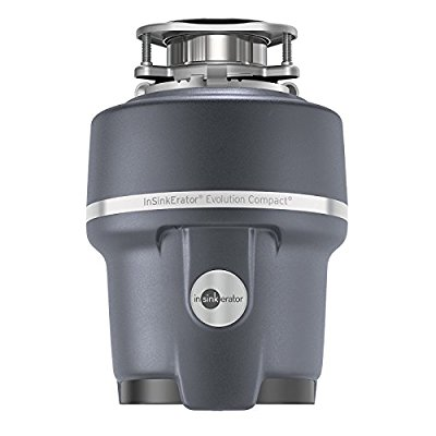 In-Sink-Erator Evolution Compact 3/4 HP Household Garbage...