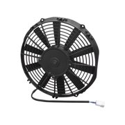 "SPAL 11"" 962 CFM Medium Profile Electric Cooling Fan P/N 33600"