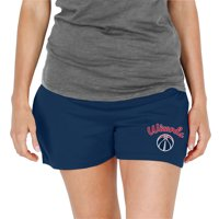 Washington Wizards Concepts Sport Women's Knit Shorts - Navy
