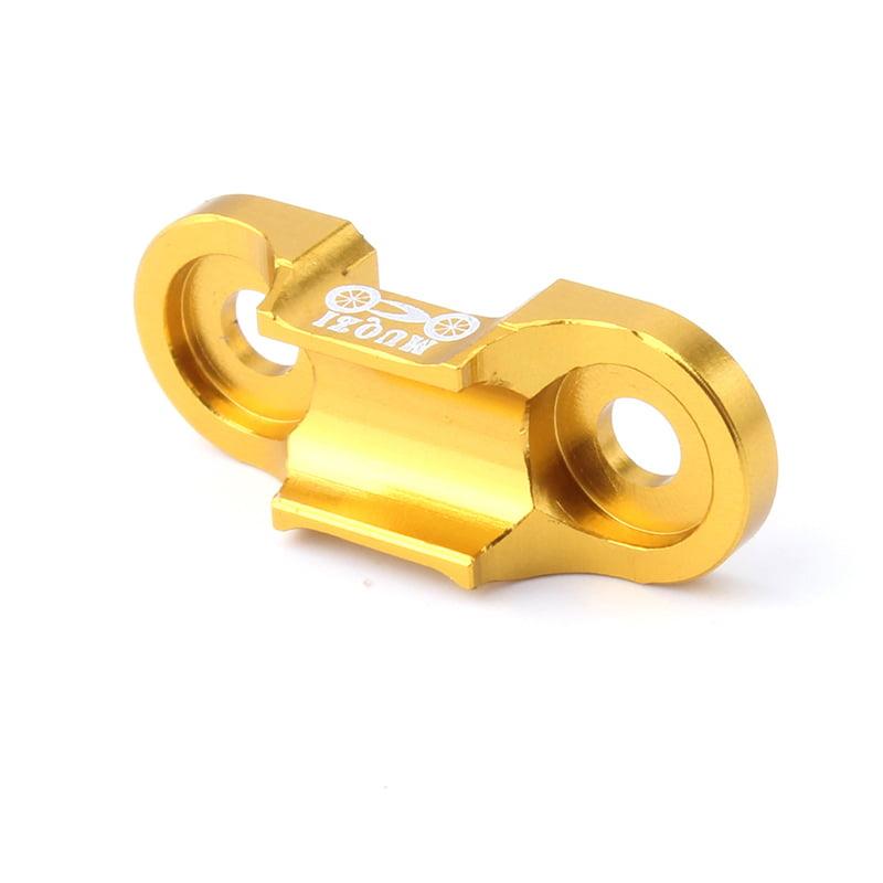 2pcs Bike Cable Guide Brake Oil Line Holder Clips Frame Buckle Hose Adapter