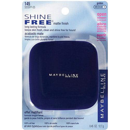 Maybelline New York Shine Free Pressed Powder