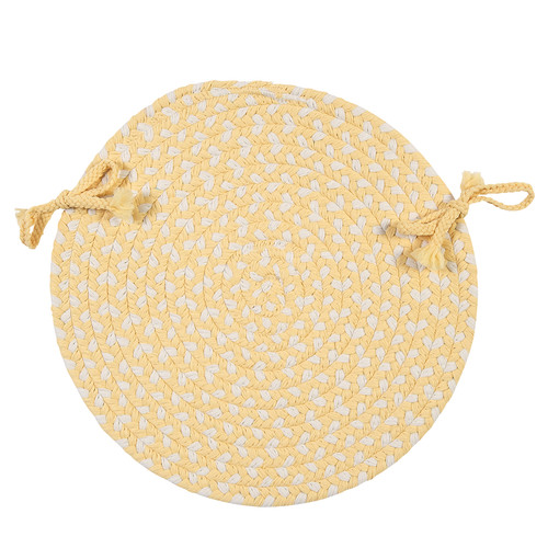 Colonial Mills Carousel Chair Pad (Set of 4) by Colonial Mills