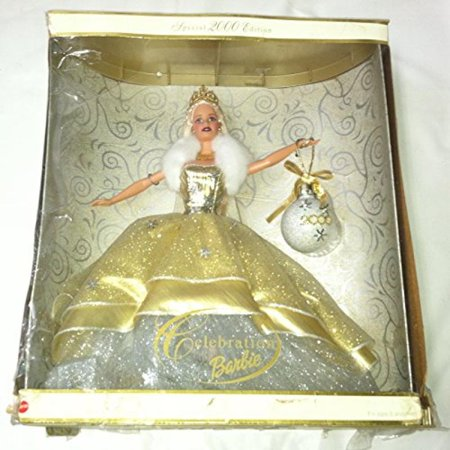 Celebration Barbie Special Edition 2000 New Years Holiday Doll ()