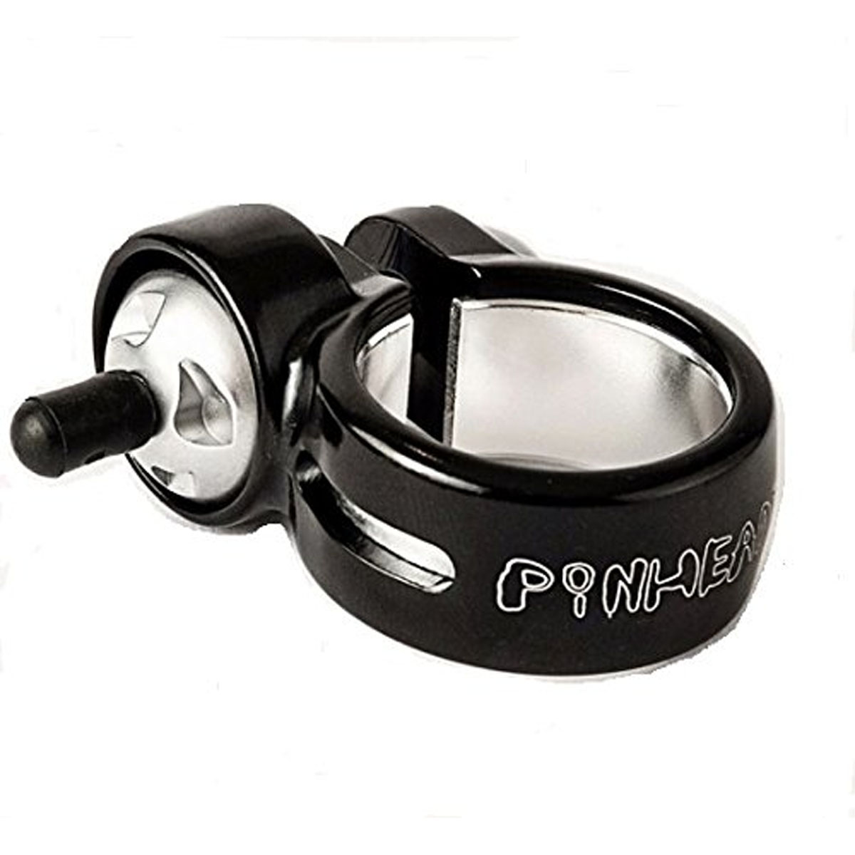 Pinhead Bicycle Saddle Lock - 124