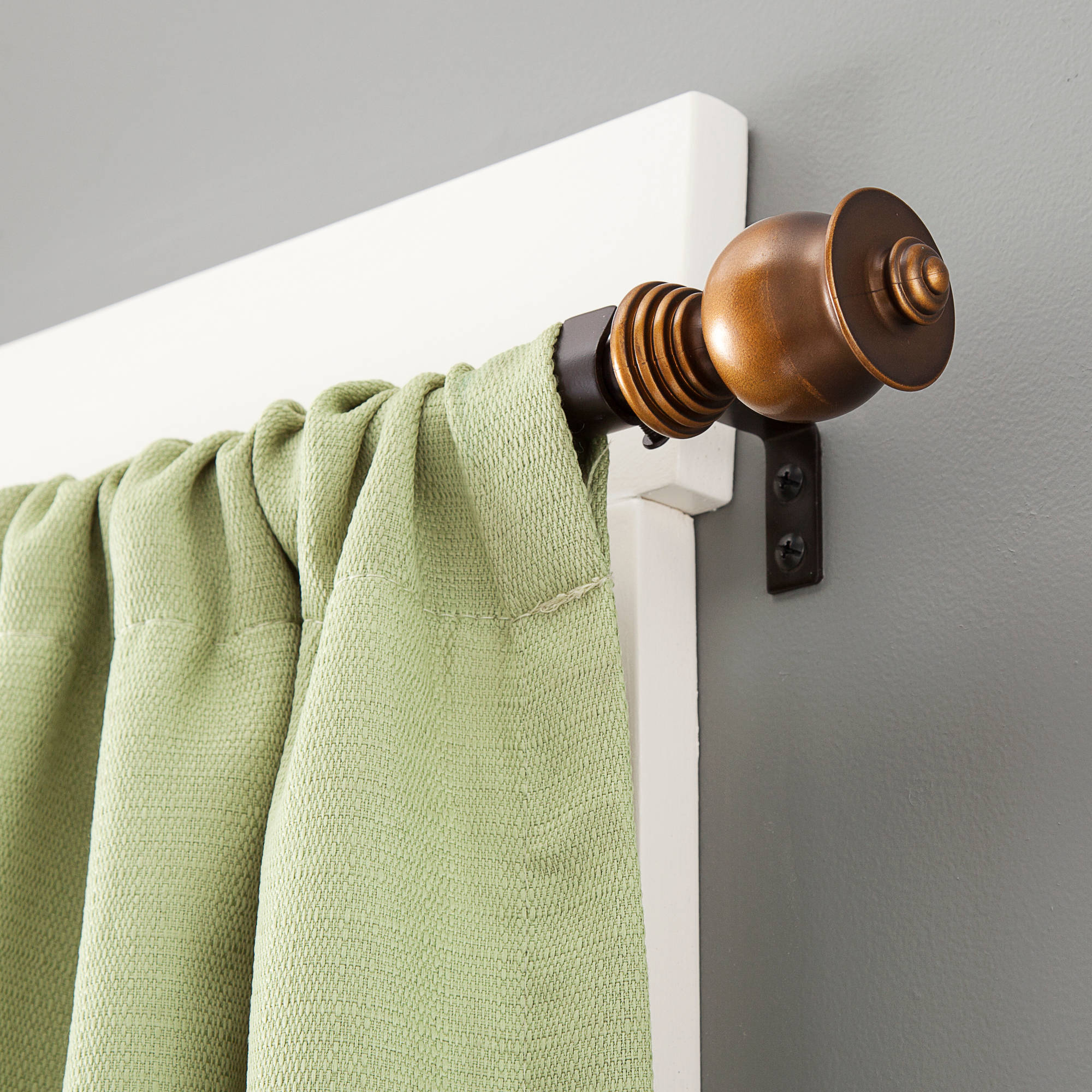 "Kenney 5/8"" Diameter Parker Curtain Rod"