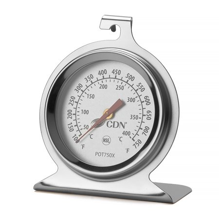 CDN ProAccurate High Heat Oven Thermometer – Model: POT750X
