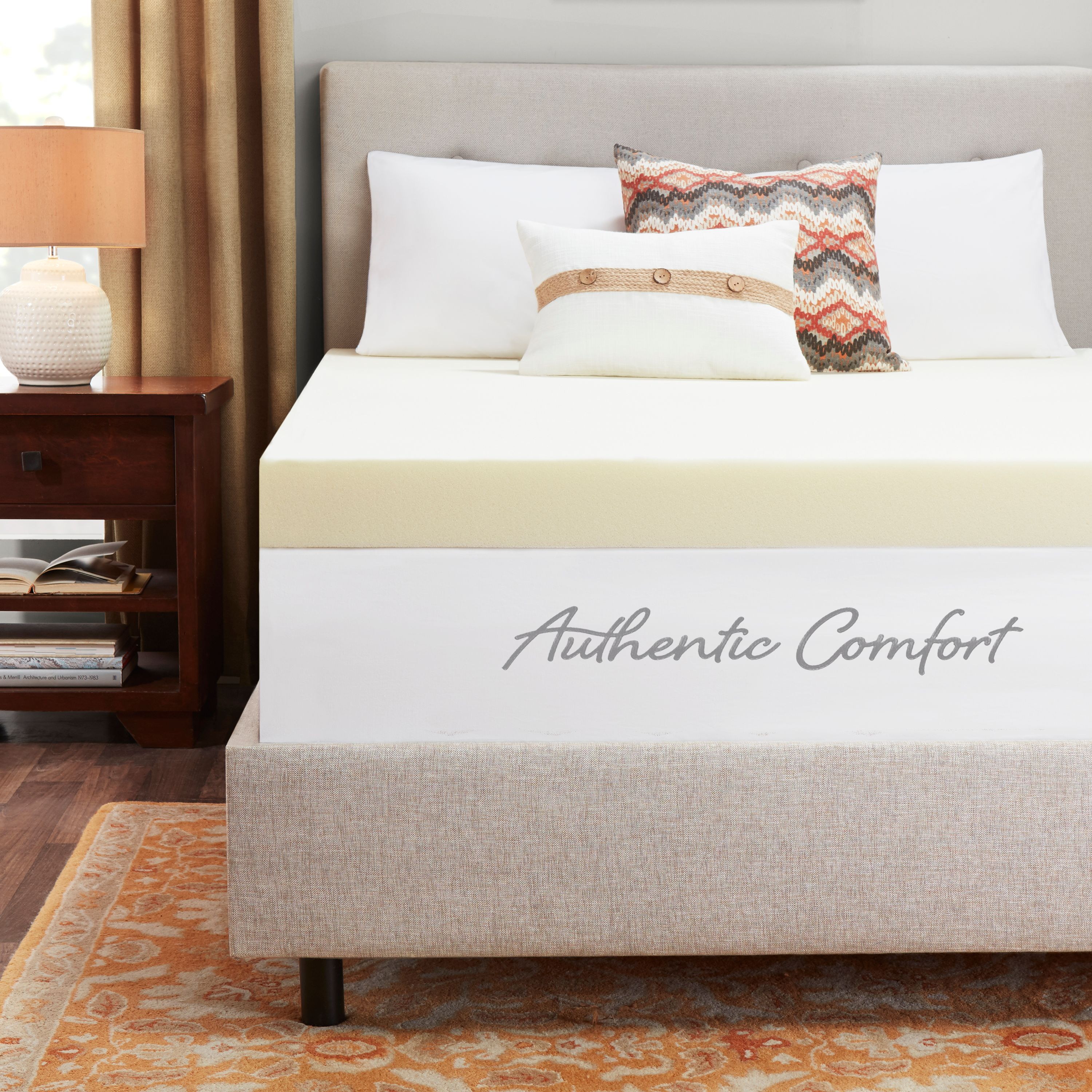 """80/""""x 78/"""" King Size Electric Heated Mattress Pad High-Quality Bedroom"""