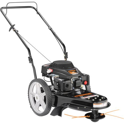 self propelled lawn mowers vs push
