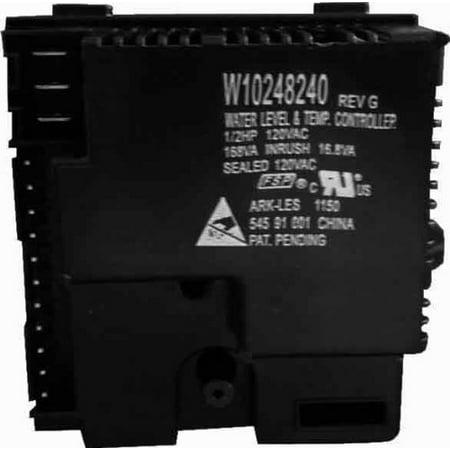 W10248240 Genuine OEM Whirlpool Maytag Washer ATC Load Sensor