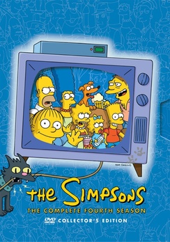 The Simpsons: The Complete Fourth Season (DVD) by TWENTIETH CENTURY FOX