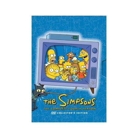 The Simpsons Special Halloween 2017 (The Simpsons: The Complete Fourth Season)