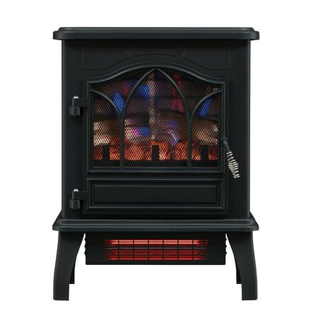 Fire Magic Infrared Burner System - ChimneyFree Infrared Quartz Electric Space Heater, 5,200 BTU