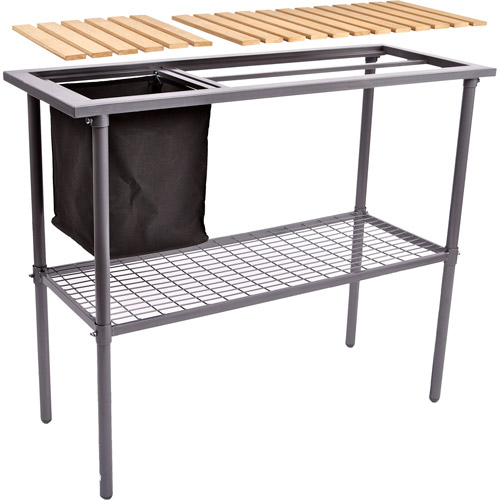 Weatherguard Garden and Greenhouse Potting Bench
