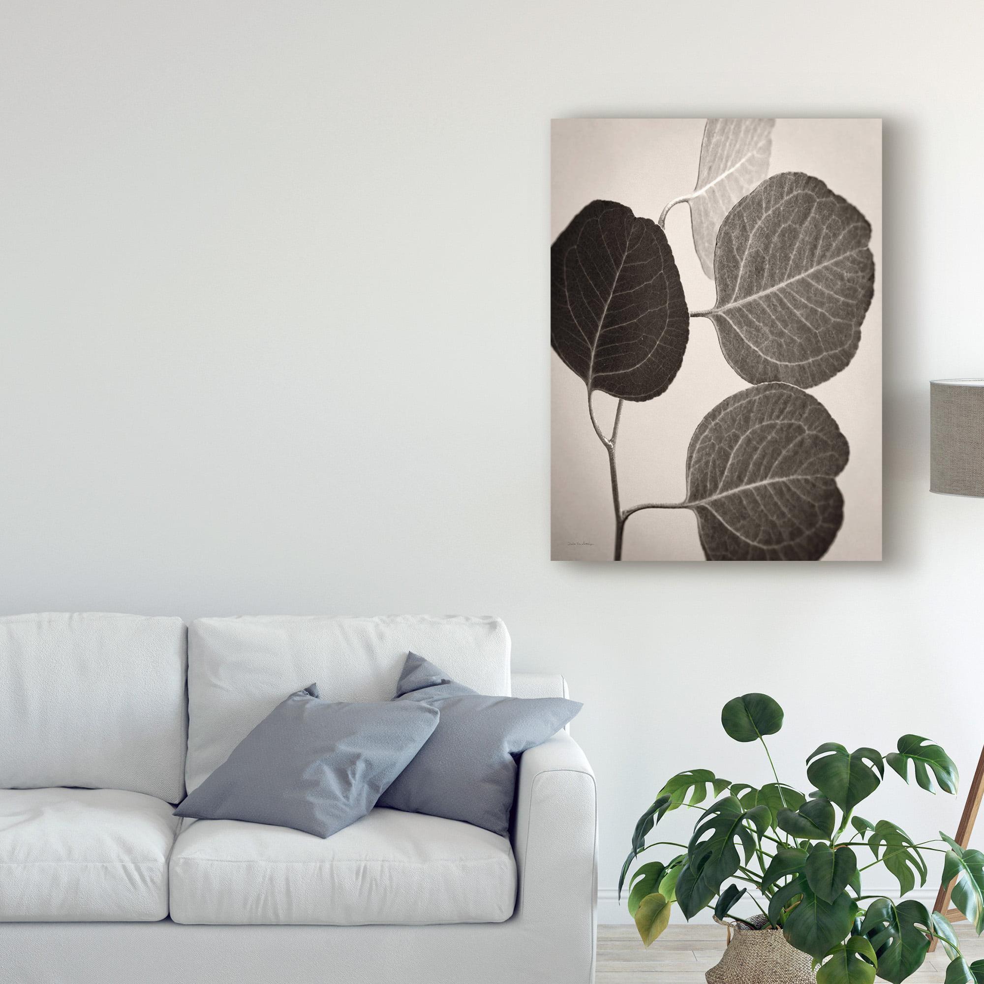 Global Gallery Debra Van Swearingen Aspens II Giclee Stretched Canvas Artwork 20 x 30