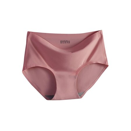 40b30f77766c Lavaport - Lavaport Women Girls Ice Silk Seamless Panties Underwear -  Walmart.com