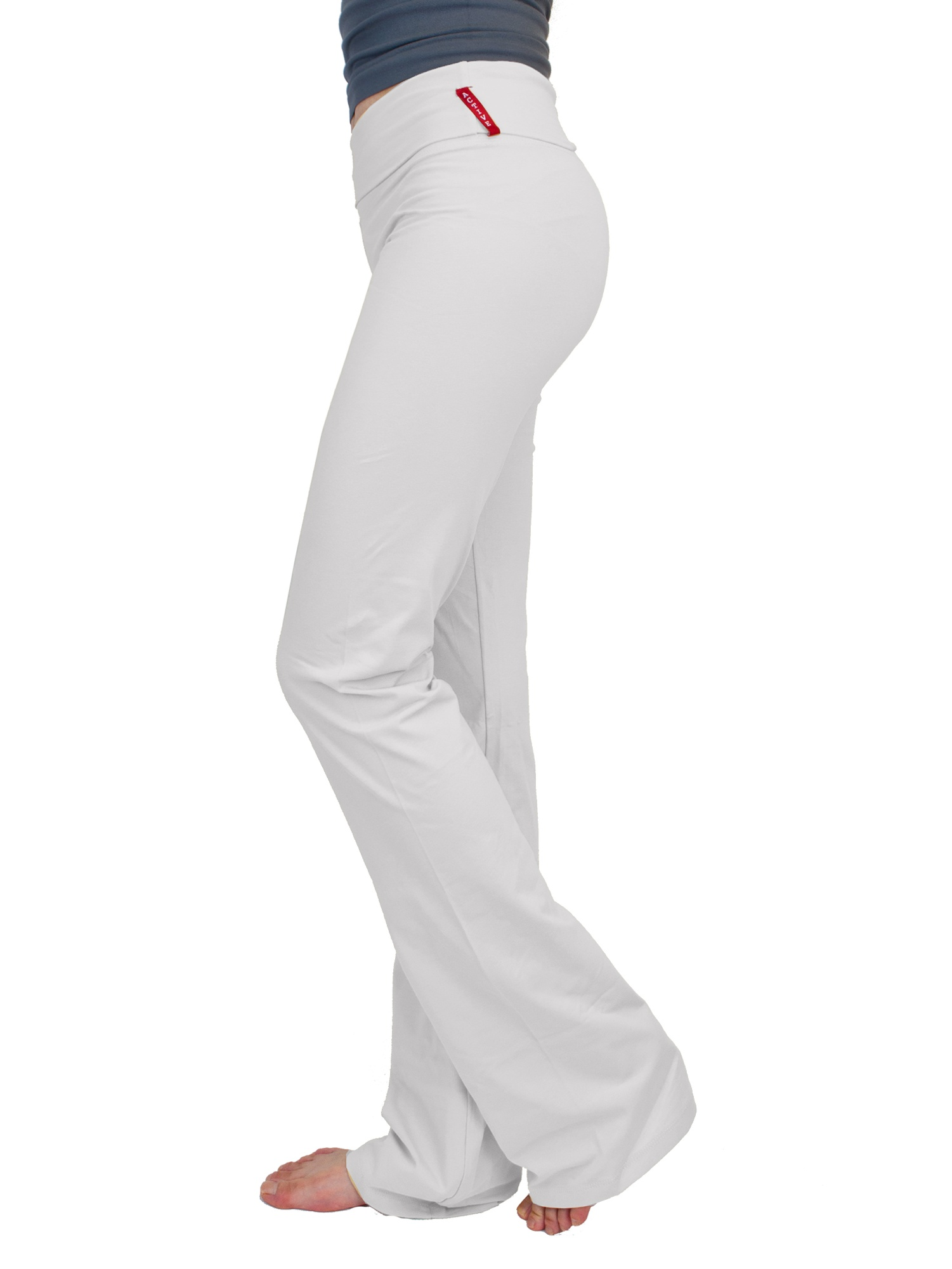 Women's New Yoga Athletic Foldover Stretch Comfy Lounge Flare Fit Pants-Plus Size Available (FAST & FREE SHIPPING)