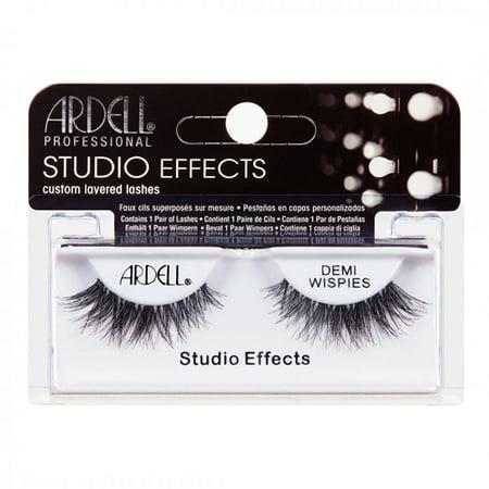 cca1668d682 (3 Pack) ARDELL Studio Effects Custom Layered Lashes - Demi Wispies -  Walmart.com
