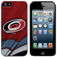 Carolina Hurricanes iPhone 5 Home Jersey Snap-On Case - Red - No Size