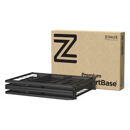 Zinus Casey 18 Quot Premium Smartbase Mattress Bed Frame