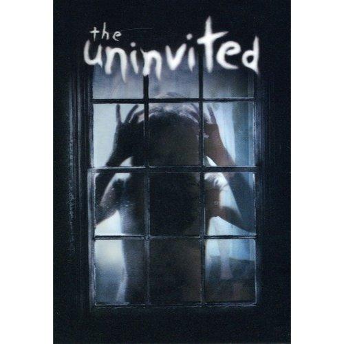 Uninvited (2009/ Halloween 3-D Lenticular Packaging)