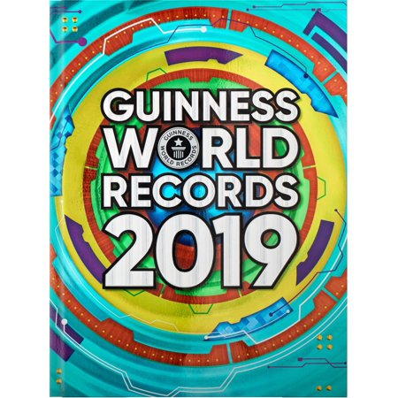 Guinness World Records 2019 (Hardcover) (The Best Beer In The World 2019)