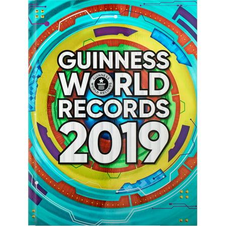 Guinness Keg (Guinness World Records 2019 (Hardcover) )