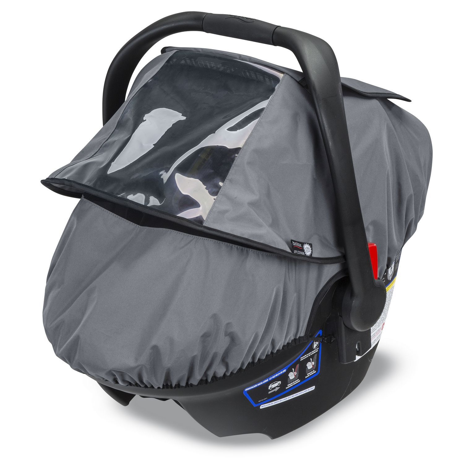 Britax B-Covered All-Weather Car Seat Cover  sc 1 st  Walmart.com & Baby Car Seat Covers - Walmart.com