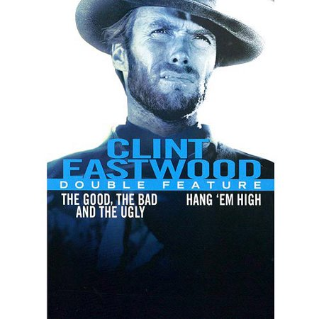 Image of Clint Eastwood Double Feature: The Good, The Bad And The Ugly / Hang 'Em High (Full Frame, Widescreen)